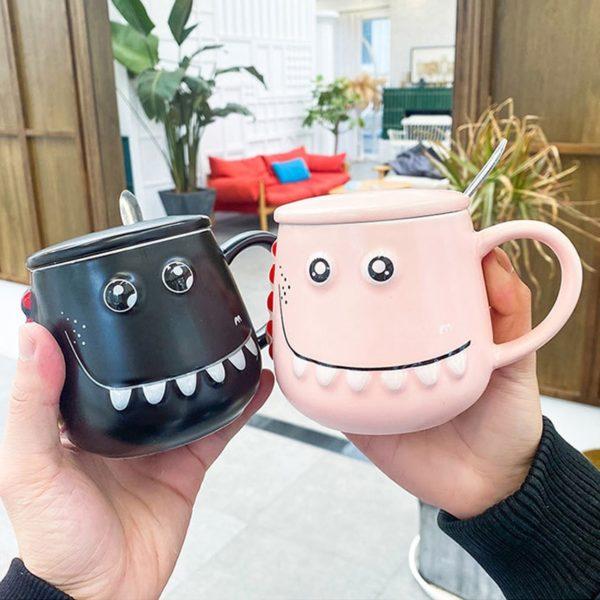 Mug Personality Creative Trend Funny Dinosaur Mug